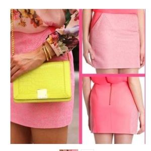 Ted Baker pink Mini Skirt in GUC